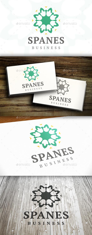GraphicRiver Spa Wellness Logo 9273818