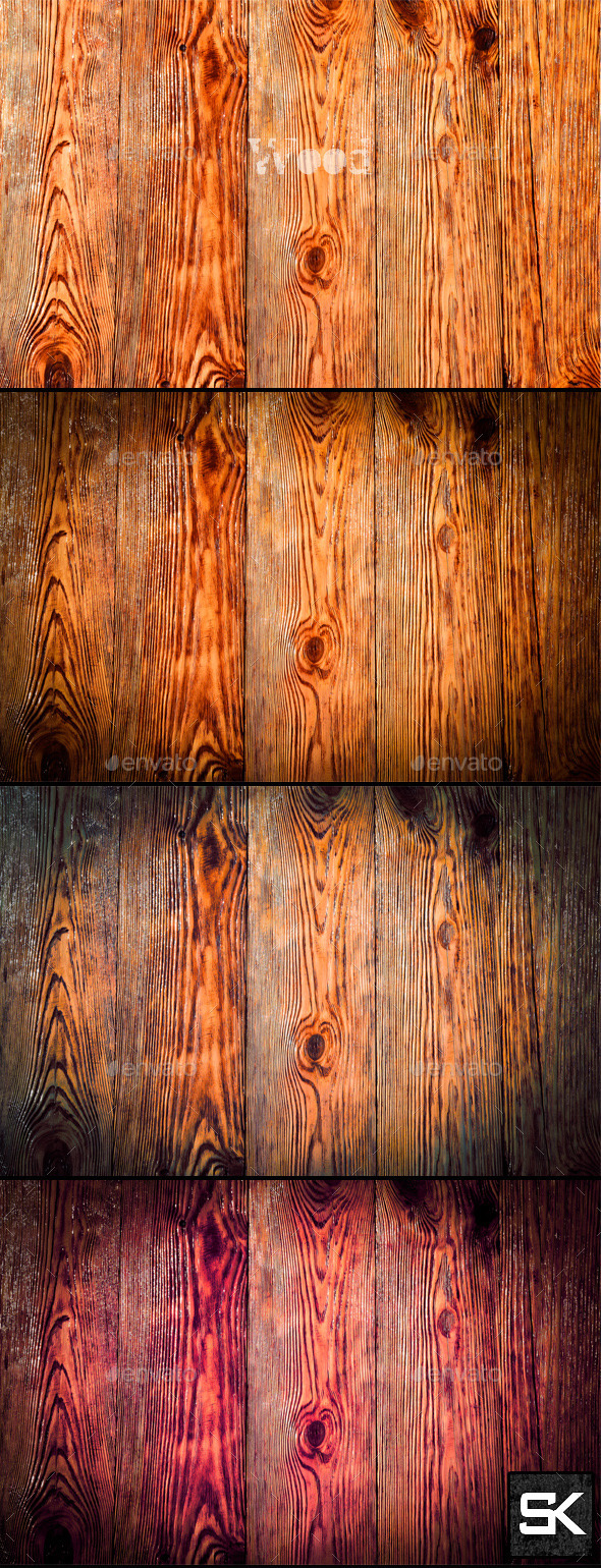 GraphicRiver Wood 9273891