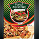 Pizza Store Flyer Template - GraphicRiver Item for Sale