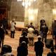 Erzurum Grand Mosque Prayer Congregation