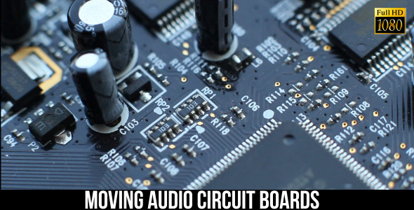 Audio Circuit Boards 5