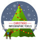 Christmas Infographic Tools - GraphicRiver Item for Sale
