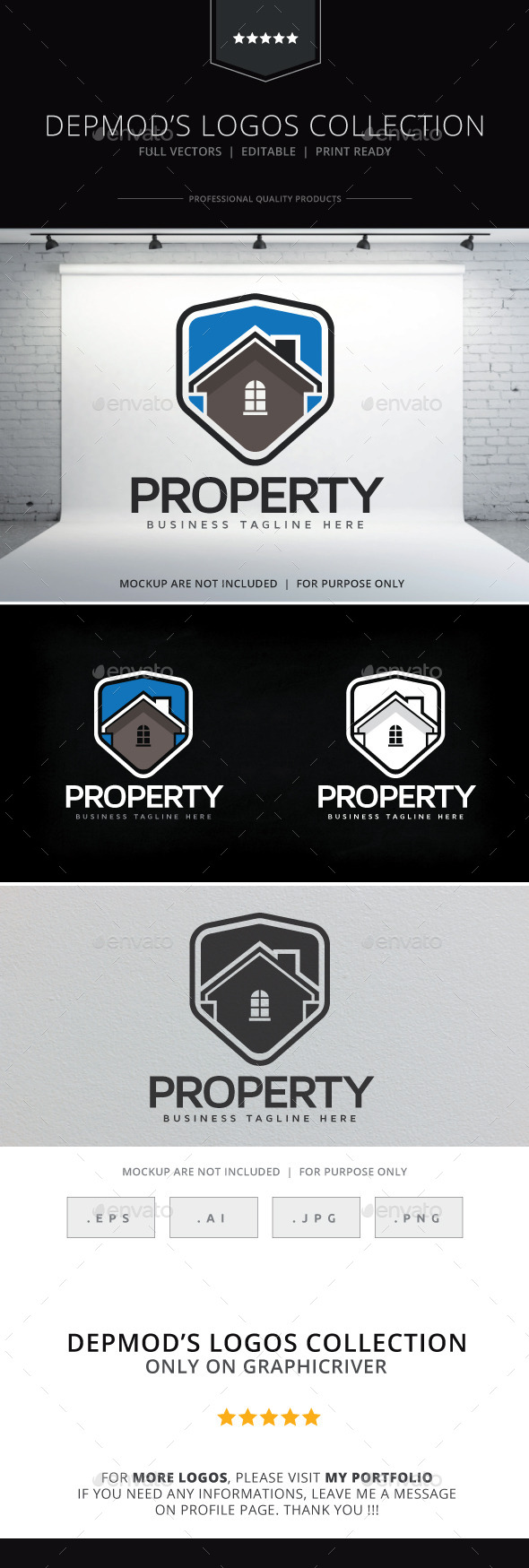 GraphicRiver Property Logo 9275259