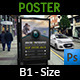 Photographer Poster Template - GraphicRiver Item for Sale