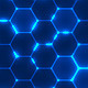 Hex Pattern Electric Impulse - Abstract VJ - VideoHive Item for Sale