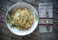Fusilli With Cabbage - PhotoDune Item for Sale