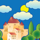 Fairy Tale Castle - GraphicRiver Item for Sale