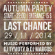 Autumn Party Event Flyer - GraphicRiver Item for Sale