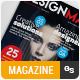Fashion Magazine #2 - GraphicRiver Item for Sale