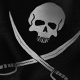 """Jolly Roger"" Pirate Flag - VideoHive Item for Sale"