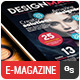 Tablet Fashion Magazine - GraphicRiver Item for Sale