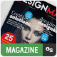 Landscape Fashion Magazine #2 - GraphicRiver Item for Sale