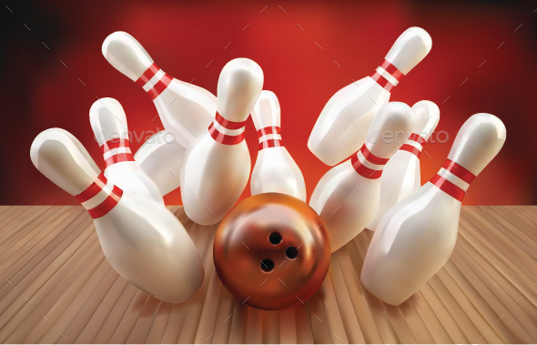 GraphicRiver Bowling 9277470