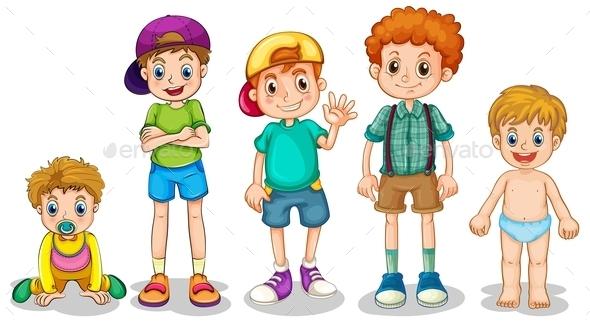 GraphicRiver Boys 9277513