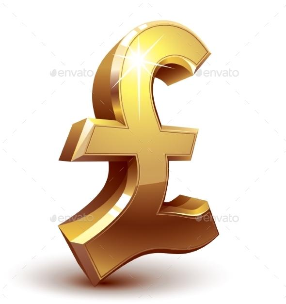 GraphicRiver Pound Symbol 9278067
