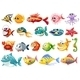 Fish Set - GraphicRiver Item for Sale