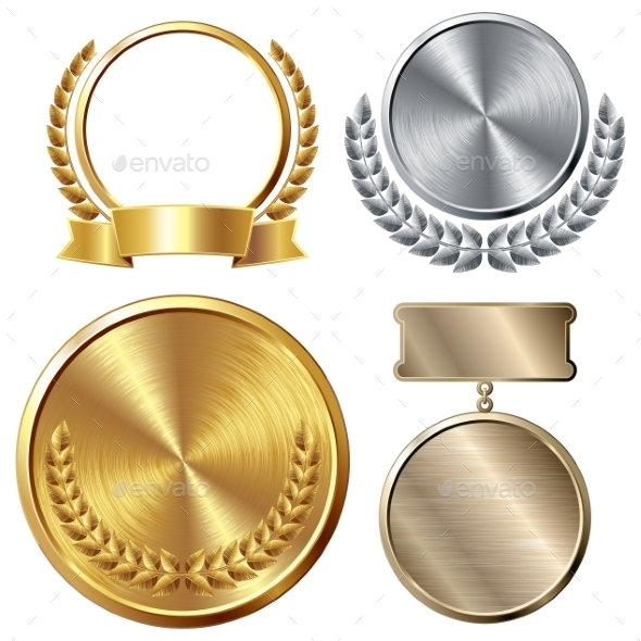 GraphicRiver Medals 9278117