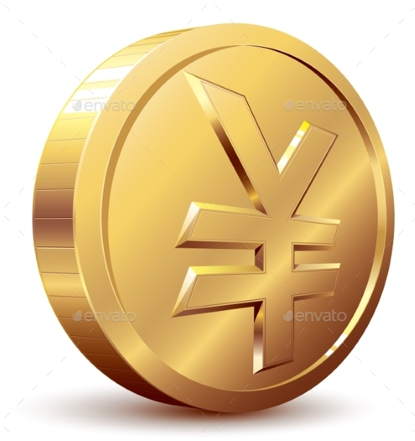 GraphicRiver Yen Coin 9278224
