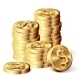 Gold Coins - GraphicRiver Item for Sale