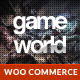 WooCommerce Game Theme - GameWorld  - ThemeForest Item for Sale