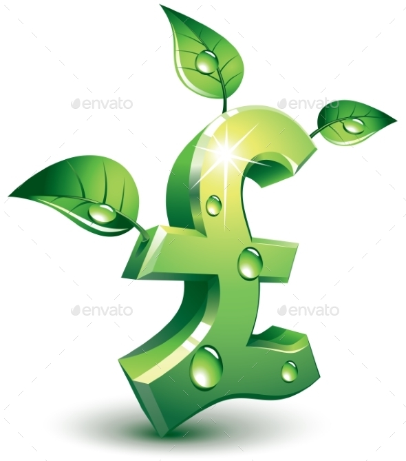 GraphicRiver Flourishing Pound 9278335