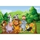 Group of Animals in the Jungle - GraphicRiver Item for Sale