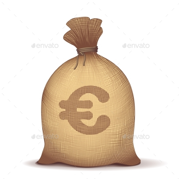 GraphicRiver Money Bag 9278541