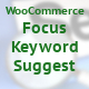 WooCommerce Product Keyword Suggest