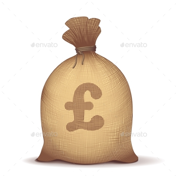 GraphicRiver Money Bag 9278551