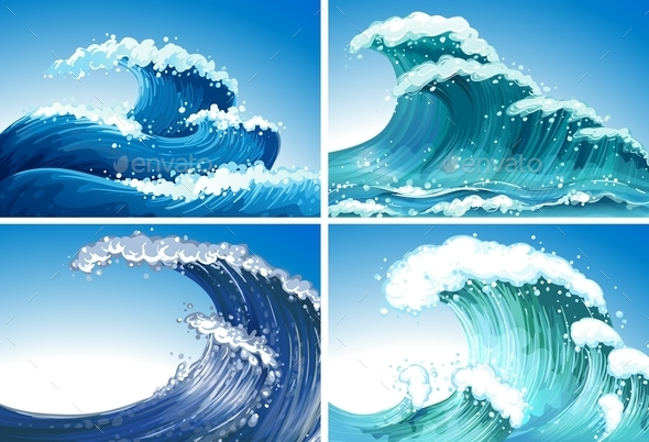GraphicRiver Waves 9278705