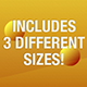 Easily Customizable Banner in 3 Standard Sizes - ActiveDen Item for Sale