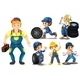 Mechanic Set - GraphicRiver Item for Sale