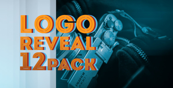 Logo Reveal 12 Pack
