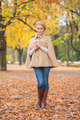 Pretty Young Female in Autumn Fashion - PhotoDune Item for Sale