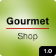 Gourmet Shop - Restaurant Bar Shop WordPress Theme - ThemeForest Item for Sale