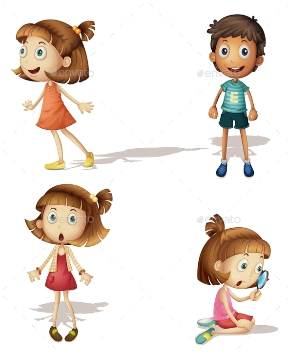 GraphicRiver Kids 9279549
