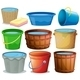 Bucket Set - GraphicRiver Item for Sale