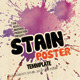 Stains Poster Template - GraphicRiver Item for Sale