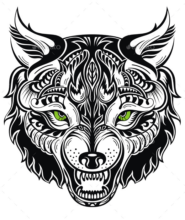 GraphicRiver Totem Animal 9280005
