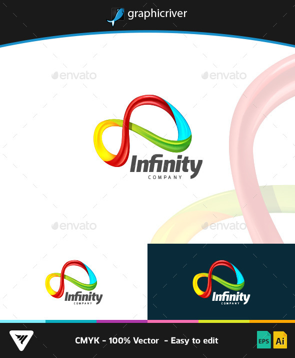 GraphicRiver Logo Infinity 9266015