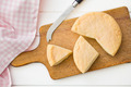 french cheese on cutting board - PhotoDune Item for Sale