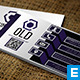 Minimalist Business Card - GraphicRiver Item for Sale