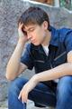 Sad Teenager outdoor - PhotoDune Item for Sale
