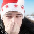 Teenager in Santa Hat - PhotoDune Item for Sale
