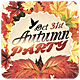 Autumn Party - Flyer - GraphicRiver Item for Sale
