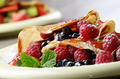 Crepe raspberry mint - PhotoDune Item for Sale