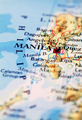 Manila city map - PhotoDune Item for Sale