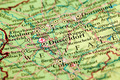 Dusseldorf On Map - PhotoDune Item for Sale