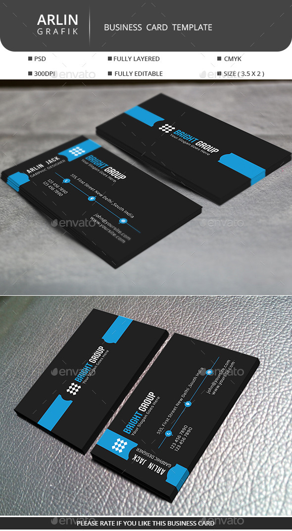 GraphicRiver Creative Business Card 9284328