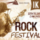 Rock Festival Flyer - GraphicRiver Item for Sale